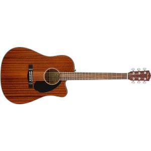 Fender CD-60SCE Mahogany Electro-Acoustic Guitar