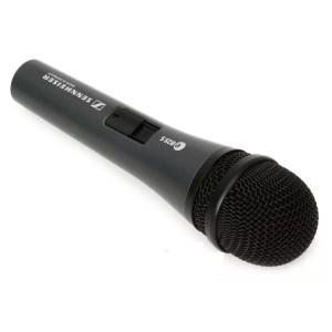 Sennheiser e 825-S Cardioid Handheld Dynamic Vocal Microphone