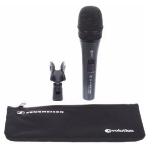 Sennheiser e845-S Supercardioid Dynamic Vocal Microphone