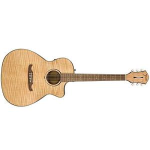 Fender FA-345CE Auditorium Electro Acoustic Guitar – Laurel Fretboard